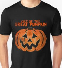 Cult of the Great Pumpkin: Mask Unisex T-Shirt