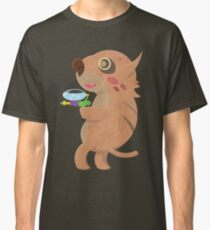 Rodent Thing with a Squirt Gun Classic T-Shirt