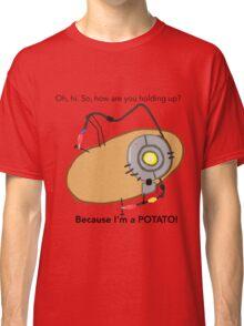 GladOs Potato Classic T-Shirt