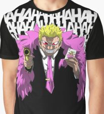 The Mugiwara Joke Graphic T-Shirt
