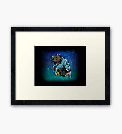 LC Framed Print