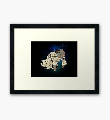 Princess L Framed Print