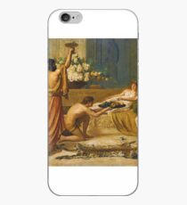 Henry Thomas Schafer THE BANQUET iPhone Case