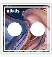 RUFUS - Bloom Artwork Sticker
