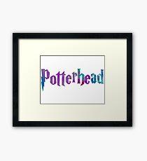 Potterhead #1 Framed Print