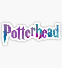 Potterhead #1 Sticker