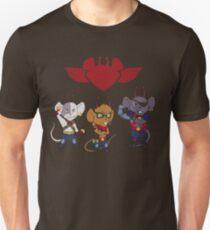 Biker Mice bros Unisex T-Shirt