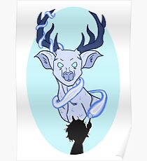 Prongs rides again. Poster