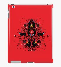 year of the monkey iPad Case/Skin