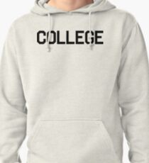 College | Animal House Shirt Pullover Hoodie