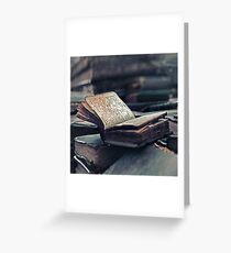 Wingspread Poetry Greeting Card