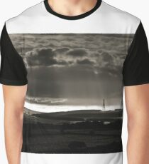 crag valley Graphic T-Shirt
