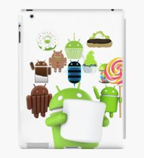 11 Androids iPad Case/Skin