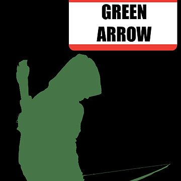 My name is arrow by GeorgeMatt