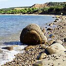beached ~ Anzac Cove by Jan Stead JEMproductions