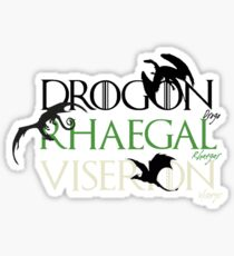 The Dragons Sticker