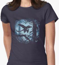 Frosty Microraptor T-Shirt