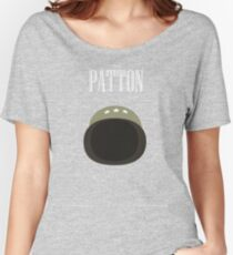 Patton Women's Relaxed Fit T-Shirt