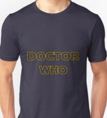 Doctor Who Meets Star Wars T-Shirt