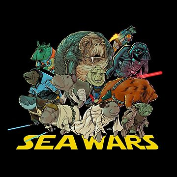 SEA WARS! by jomiha
