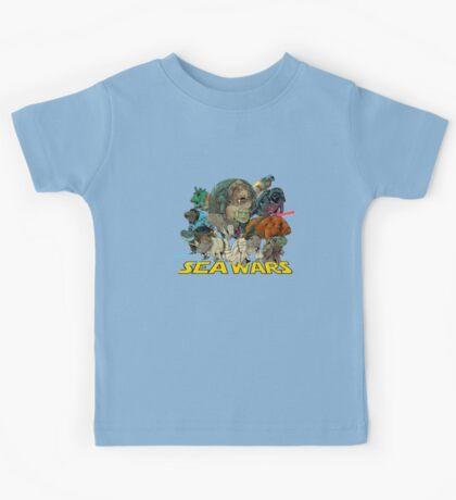 SEA WARS! Kids Clothes