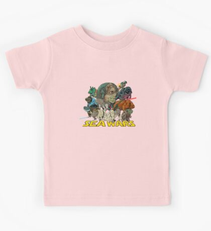 SEA WARS! Kids Clothes