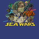 SEA WARS! by jomiha