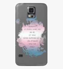 Transgender Pride Case/Skin for Samsung Galaxy