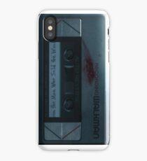 Metal Gear Solid V Walkman iPhone Case/Skin