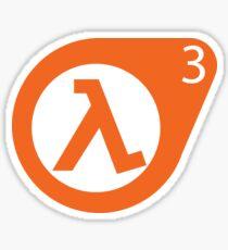 Half Life 3 Confirmed Sticker
