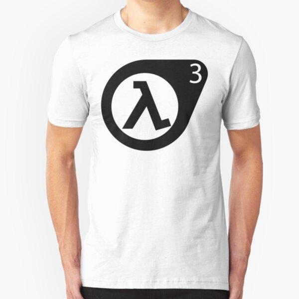 Half-Life 3 Slim Fit T-Shirt