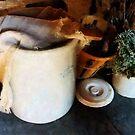 Crock and Basket by Susan Savad
