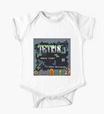 Tetris - Nintendo One Piece - Short Sleeve