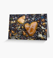 Heart of the Rocks Greeting Card