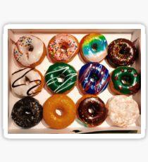 Doughnuts  Sticker