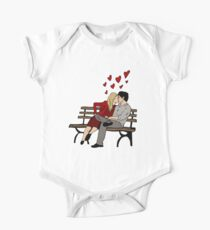 Kissing on chair Kids Clothes