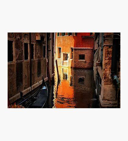 I Dream of Venice Photographic Print