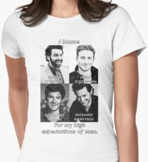 High Expectations of Men T-Shirt