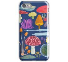 Mycology iPhone Case/Skin