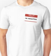 The Killers - Mr. Brightside Unisex T-Shirt