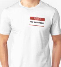 The Killers - Mr. Brightside Unisex T-Shirt