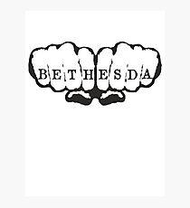 Bethesda! Photographic Print