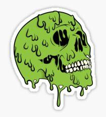 SLIME SKULL Sticker