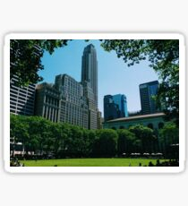 Bryant Park Sticker