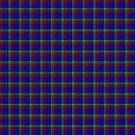 Royal Blue Tartan by Kasia-D