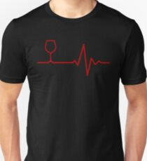 Red Wine Life Unisex T-Shirt