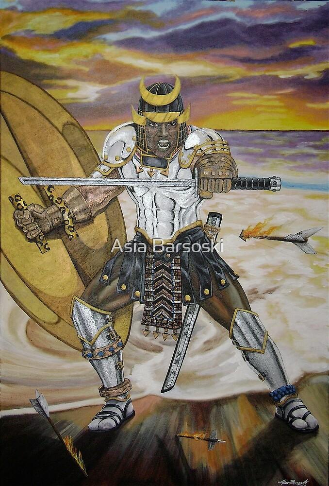 Armor of God -Ephesians 6:10-20 by Asia Barsoski