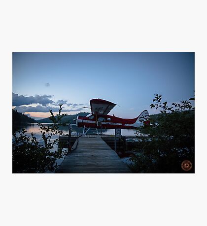 Air Saguenay - Seaplane Photo Photographic Print