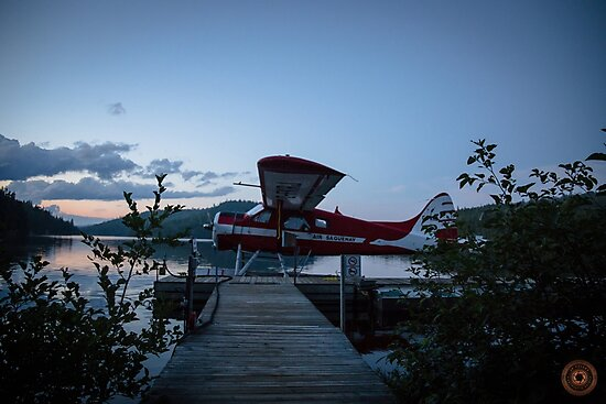 Air Saguenay - Seaplane Photo by jpvalery