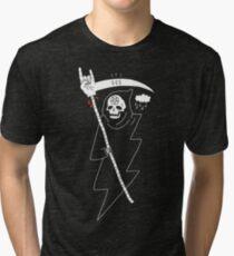 Angel of Death Metal Tri-blend T-Shirt